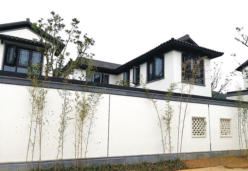 如何选购建筑外墙装饰线条