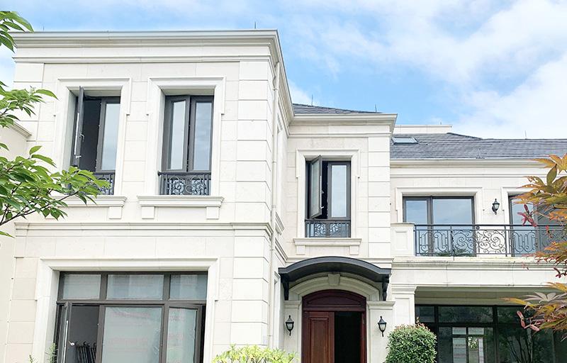 建筑外墙装饰线条的主要功能和种类
