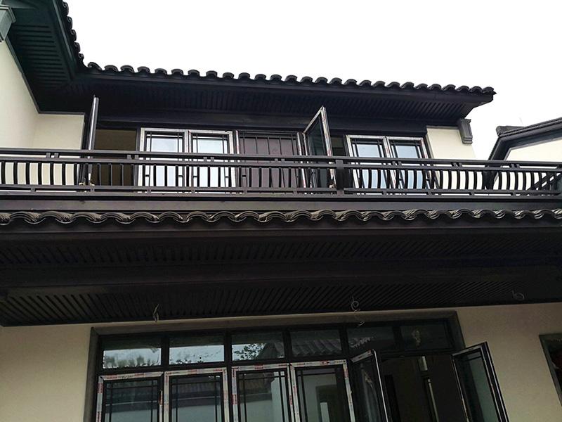 外墙装饰线条主要特点及应用优势
