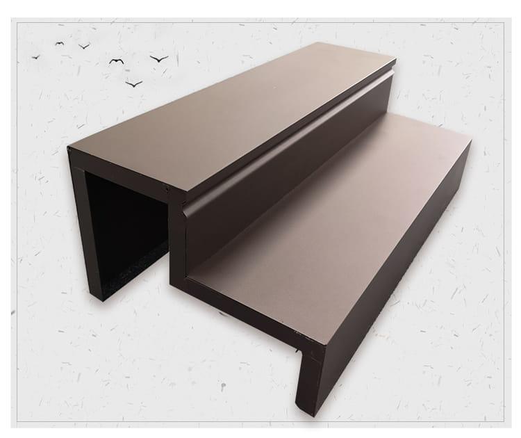 铝合金线条有哪几种常见规格