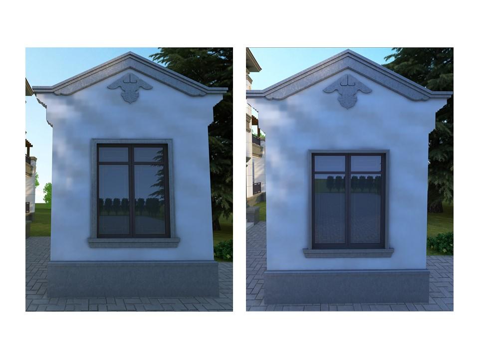 翼合金窗套窗台